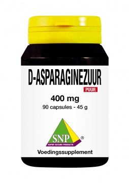 D-Asparaginezuur 400 mg Puur