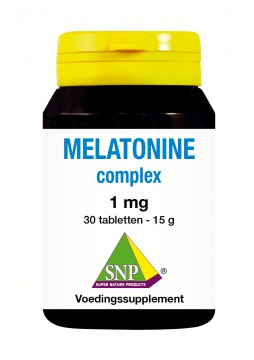 Melatonine complex