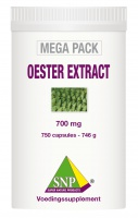Oester-Extract  Royal Jelly  Guarana  Vitamine B3 750 capsules MEGA-PACK