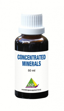 Concentrated minerals Puur