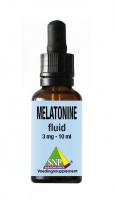 Melatonine fluid 3mg