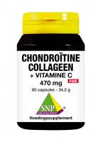 Chondroïtine  Collageen  Vitamine C