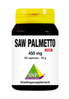 Saw Palmetto 450 mg puur