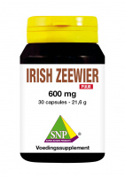 Irish zeewier 600 mg puur 30 caps