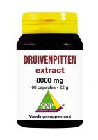 Druivenpitten Extract 8000 mg