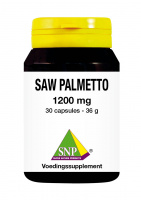Saw Palmetto 1200 mg