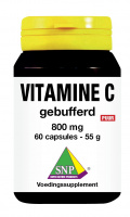 Vitamine C 800 mg gebufferd