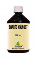 Zwarte Walnoot 500 ml