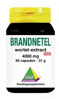 Brandnetelwortel-extract 4000 mg Puur