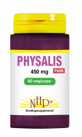 Physalis 500 mg Puur vegicaps