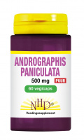 Andrographis paniculata 500 mg Puur  vegicaps