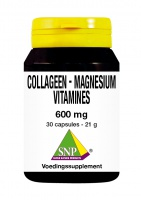 Collageen Magnesium Vitamines
