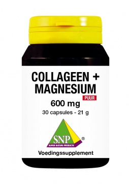 Collageen II + Magnesium Puur