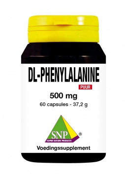 DL-Phenylalanine 500 mg Puur