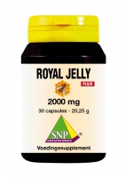 Royal Jelly 2000 mg Puur