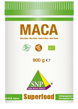 Maca Superfood 900 g Puur