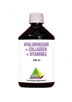 Hyaluronzuur  Collageen  Vitamines  500 ml