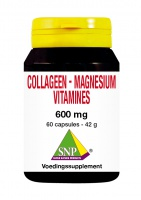 Collageen-Magnesium-Vitamines