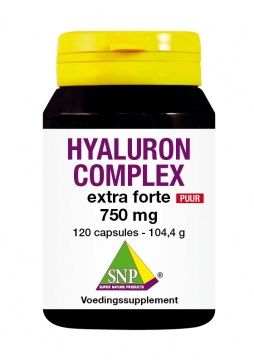 Hyaluron Complex  750 mg Puur