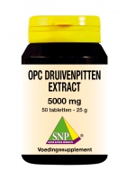 OPC Druivenpitten Extract 5000 mg